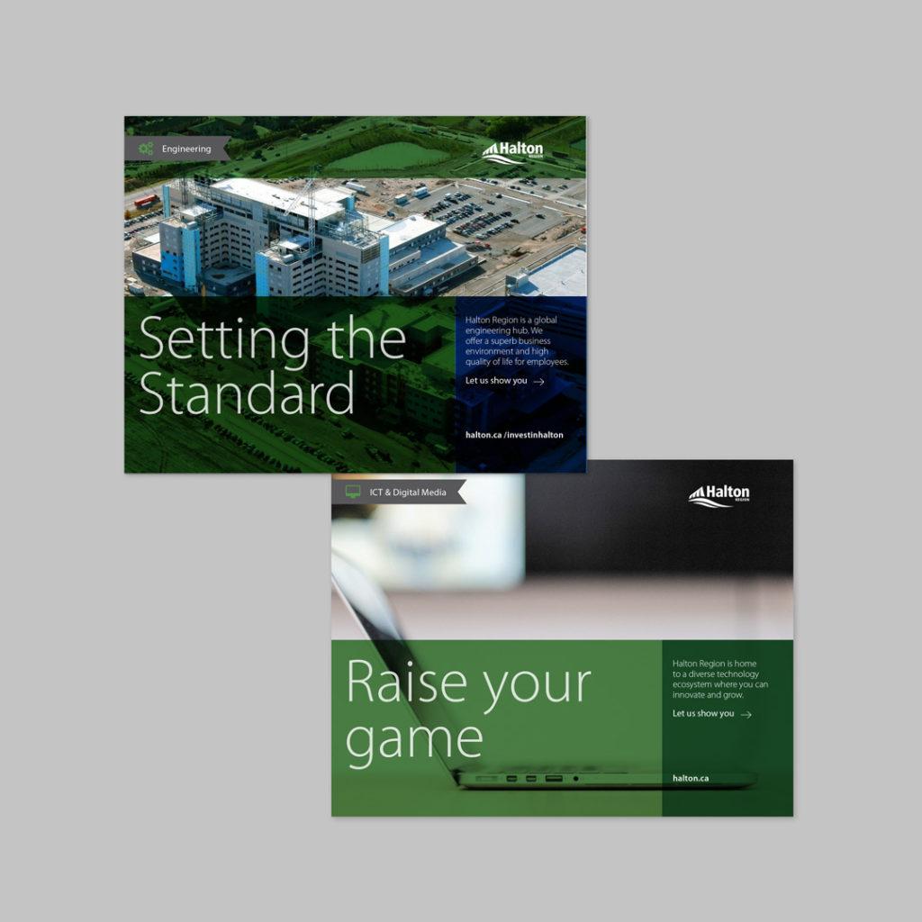 Halton Region Sector Profile Designs