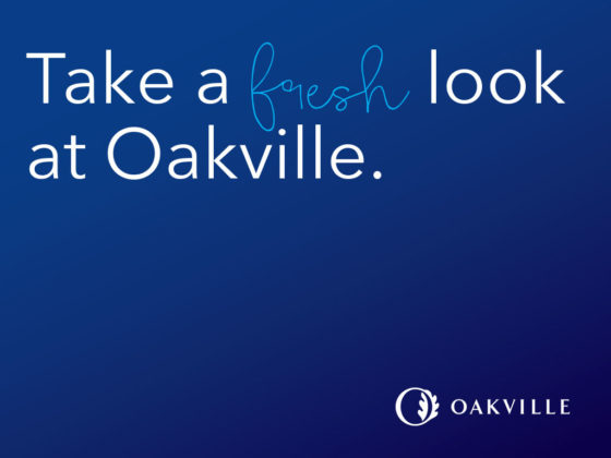 Oakville Economic Development Cover Image