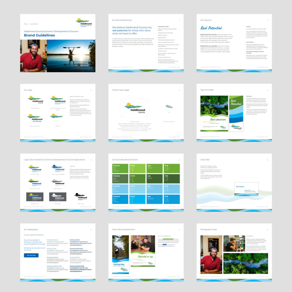 Image of Haldimand Brand Guidelines