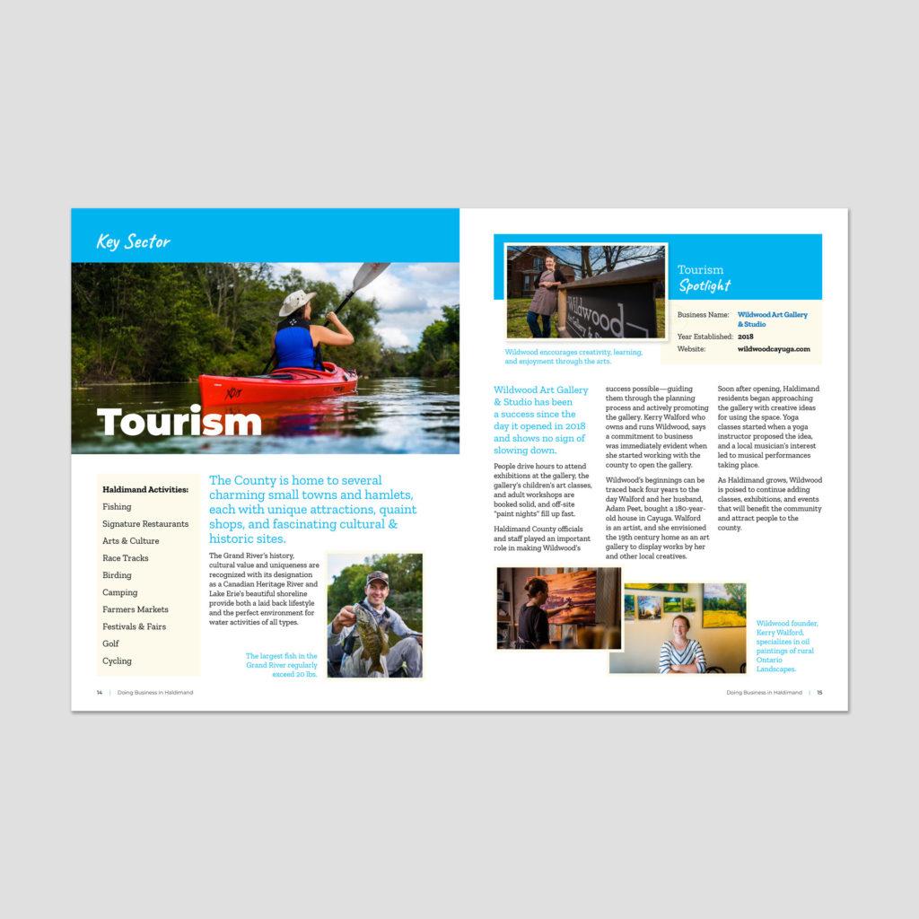 Haldimand County Doing Business Brochure
