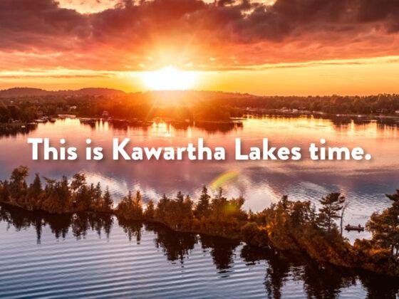 This is Kawartha Lakes time